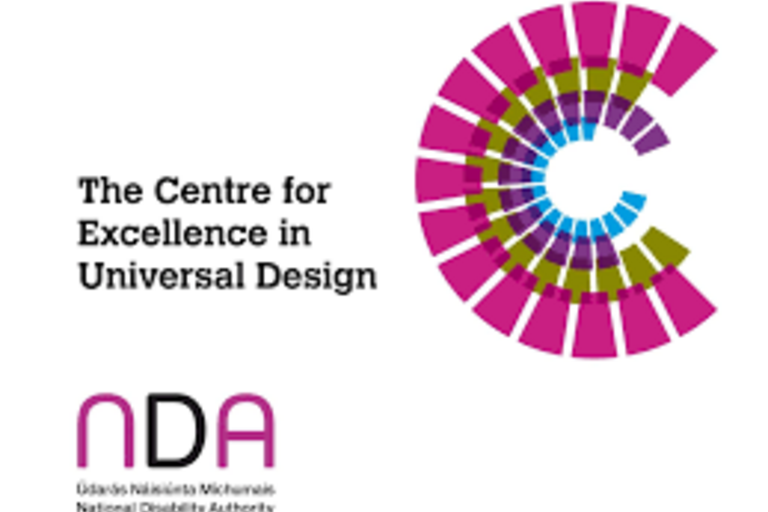 Centre for Excellence in Universal Design (CEUD) Logo