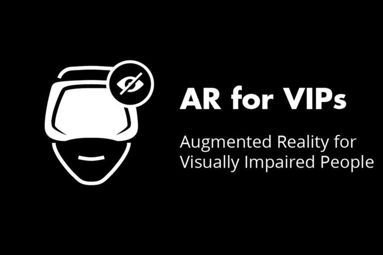 AR for VIP Project Logo