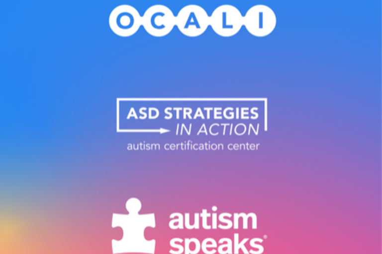 OCALI Autism Center logo