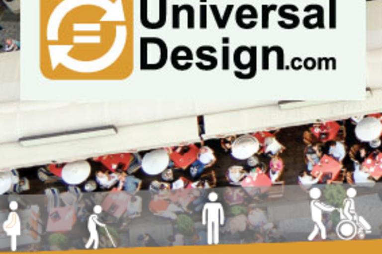 Universal Design Dot Com Logo