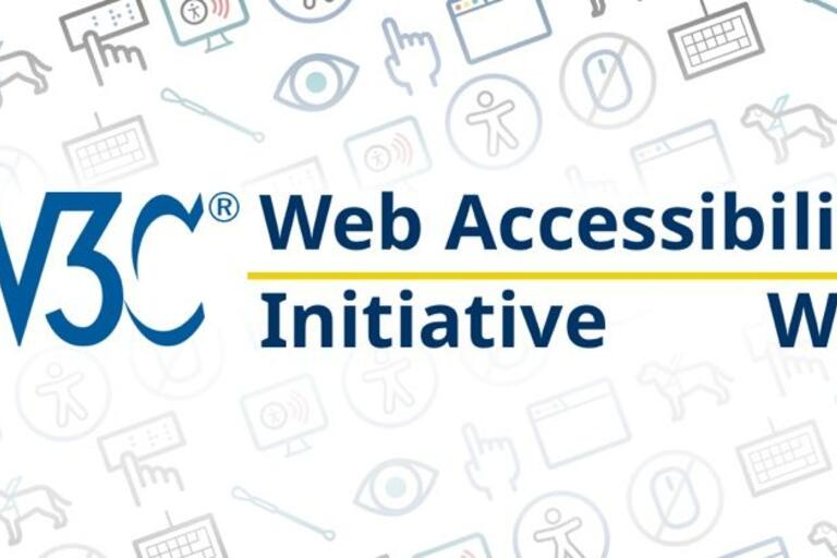W3C Web Accessibility Initiative (WAI) logo