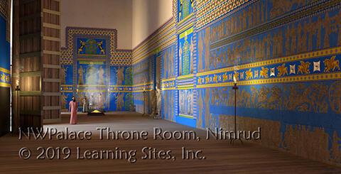 Nimrud Rising Northwest Palace VR by Learning Sites